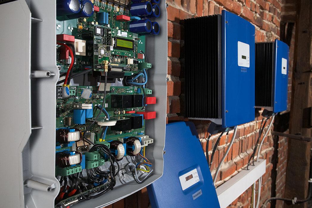 Onduleurs photovoltaïques