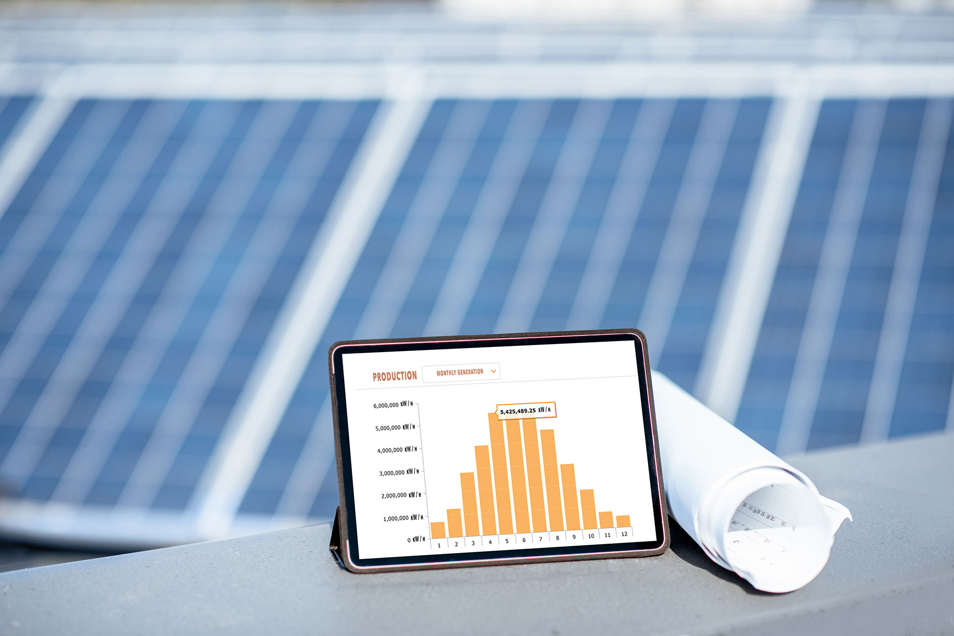 La-CAMDA-energies_monitoring